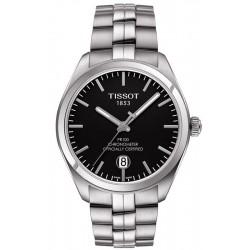Tissot Men's Watch T-Classic PR 100 COSC Quartz T1014511105100