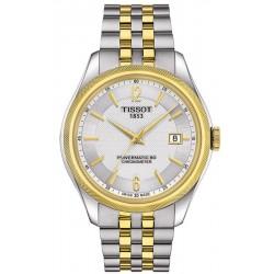 Buy Tissot Men's Watch Ballade Powermatic 80 COSC T1084082203700